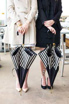 leave your plain umbrella at home and use one with pattern to make those Spring rainy days a little more fun