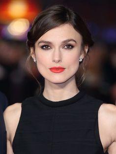 Blog: Keira Knightly's Red Carpet Make-Up - Get The Look. http://www.lisaeldridge.com/blog/26192/keira-knightlys-red-carpet-make-up-get-the-look/ #Makeup #RedCarpet