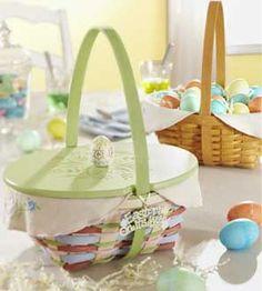 Longaberger Easter Baskets
