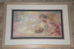 Home Interiors HOMCO Framed Print Picture Bettie Hebert-Felder Thru God's Grace | eBay