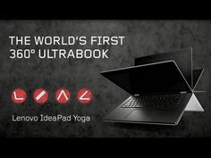 You'll flip for Yoga, our new multimode PC that packs a surprising amount of productivity and entertainment features into one thin and light design.
