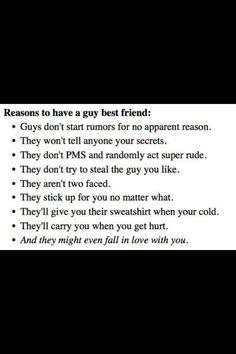 Guy best friend