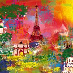 Paris    by Robert Holzach