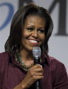 What do YOU think?? Michelle Obama Predicts 'Election Could Come Down to Those Last Few Thousand Votes'