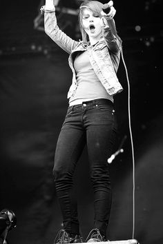 Hayley Williams (Paramore) <3