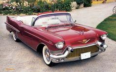 1957 Cadillac Conv.