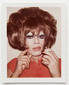 Andy Warhol, DRAG QUEEN. ©The Andy Warhol Foundation for the Visual Arts, Inc/ Danziger Gallery