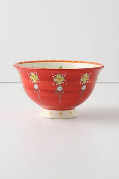 pretty serving dishes