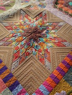 motleycraft-o-rama:  From Green Fairy Quilts.