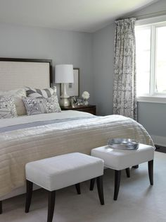 Cool Comfort in the Bedroom -->http://www.hgtv.com/bedrooms/stylish-sexy-bedrooms/pictures/page-25.html?soc=pinterest