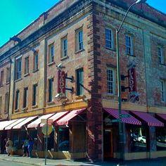 The Lady & Sons, Paula Dean's restaurant in Savannah, GA. Girl trip June 2012. Very good!
