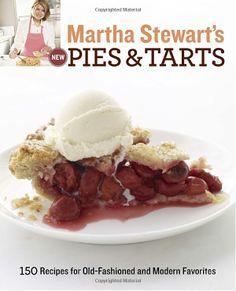 Martha Stewarts New Pies and Tarts