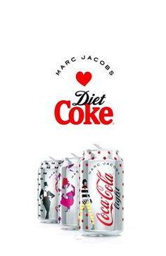 Diet Coke and Marc J