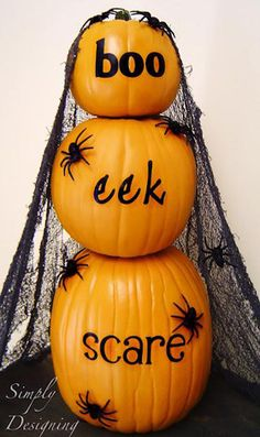 DIY- Halloween decorations