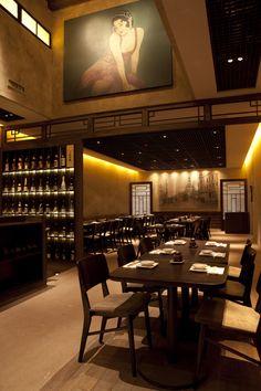 Restaurante japonês retrô – Sakagura A1
