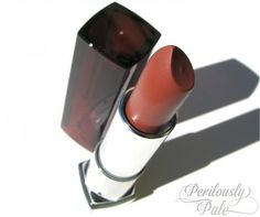 Maybelline Color Sensational Lipstick in Refined Russet ~ Photos, Swatches, Review