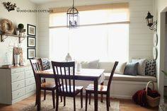 Migonis Home: House Tour: The Woodgrain Cottage