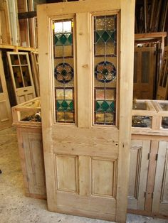 Victorian Doors On Pinterest Stained Glass Door Stained