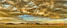 Namibia transforming while the rains fall. Photo by Willem Kruge