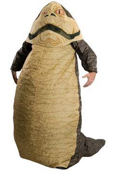 Un duvet Jabba le Hutt