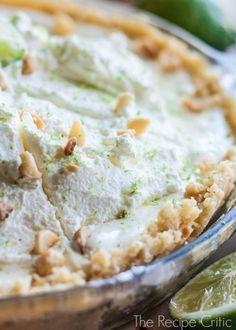 Macadamia Key Lime Pie