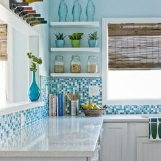 Seaside Cottage Decorating Ideas | Beach Cottage Design, Pictures, Remodel, Decor and Ideas ... | Decora ...