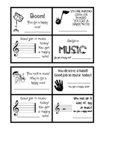 great notes for kid