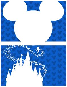 DIY Printable Disney Autograph Cards ~~The Sew*er, The Caker, The CopyCat Maker: