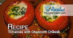 RECIPE - Tomatoes wi