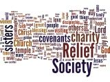General Relief Society Broadcast 2011 Wordle
