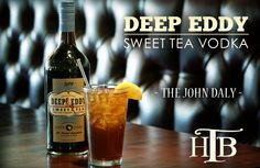 "Deep Eddy Sweet Tea Vodka try it with Lemonade the ""John Daly"" DELISH!!"