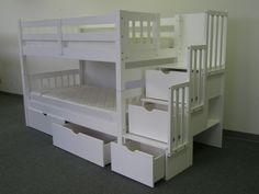 Stairway Bunk Bed