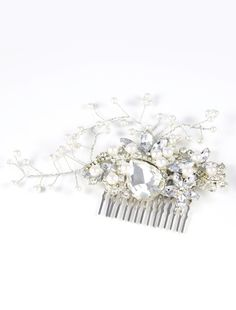 Winsome Wedding Hair Comb Bridal Accessories