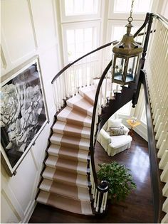 love these stairs!