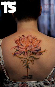 Tattoo by Wang at Tattoo Temple in Hong Kong
