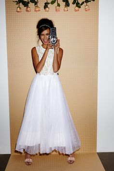 What a Pair! Stylish Separates for Spring Brides
