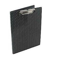 Padfolio Clipboard, Black Dot / See Jane Work®