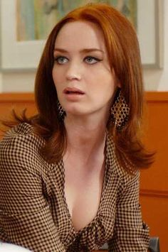 Still one of my favorite looks from the movie emilyblunt, devil wears prada, emily blunt, diets, actresses with red hair, cubes, wear prada, new books, emili blunt