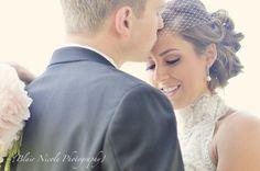 Blair Nicole Photography #wedding #Portraits #Kiss