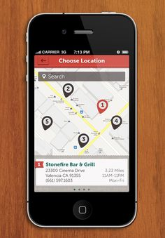 Great for the yelp portion of the app really nice map pins as well