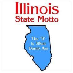 Illinois Attitude: Motto