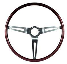Like this style steering wheel.