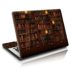 mac book skin? library