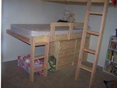 DIY Bunk/Loft Beds