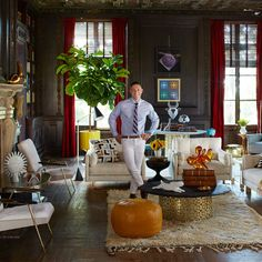 Way fun design tips from the brilliant Jonathan Adler