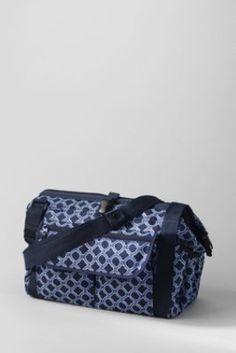 lands end diaper bag on pinterest. Black Bedroom Furniture Sets. Home Design Ideas