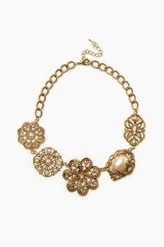 Treasured Pearl Necklace