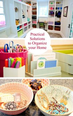 Practical Solutions to Organize Your Home