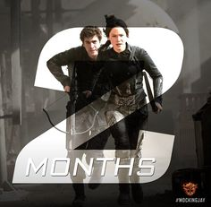 2 months from now we will be siting the theaters with excitement!!!