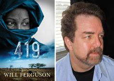 Scotiabank Giller Prize nominee 419 by Will Ferguson (Viking Canada)